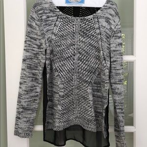 Adorable sweater with amazing detail!